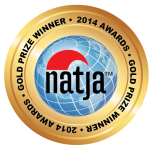 North American Travel Journalists Association Gold Prize Winner